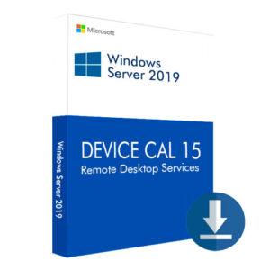 Windows Server 2019 Device CAL 15