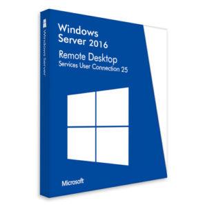Windows Server 2016 USER CAL 25