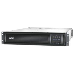 Smart-UPS de APC, 3000 VA, USB y serie, RM 2U, 120 V