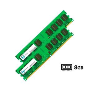 Memoria RAM de 8GB para Servidor