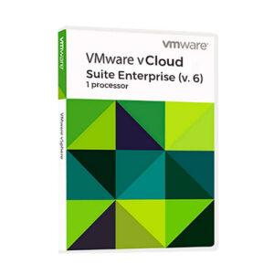 VMware vCloud Suite Enterprise (v.6) - 1 processor