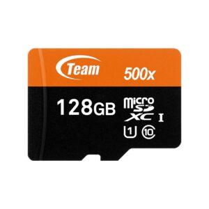 MicroSD Team de 128GB