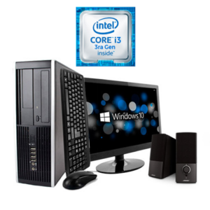Combo Intel i3-3era Restaurado