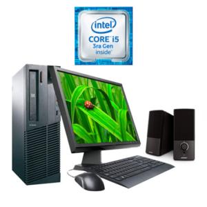 Combo Intel i5-3era Restaurado