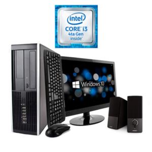 Combo Intel i3-4ta Restaurado