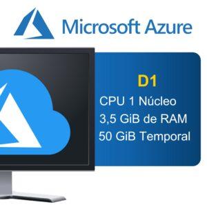 "Microsoft Azure ""Serie D"" D1"