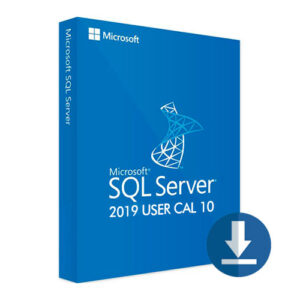 SQL Server 2019 User CAL 10