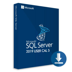 SQL Server 2019 User CAL 5