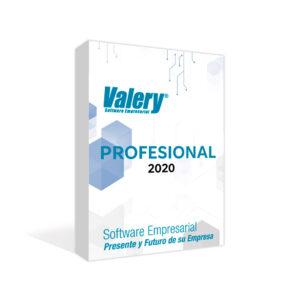 Valery Profesional 2020
